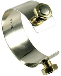 Sibilla G Jewelry | Sibilla G Screw Cuff Bracelet In German Silver | Lyst