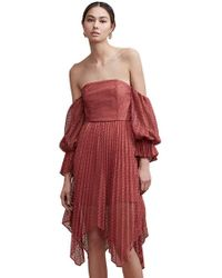 Keepsake - Keepsake Ignite Dress In Paprika - Lyst