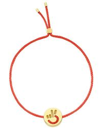 Ruifier - Peace Hands Up Bracelet - Lyst