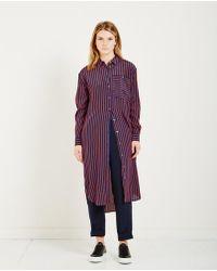 Closed - Abiola Shirtdress - Lyst