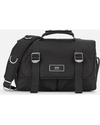 AMI - Mini Messenger Bag - Lyst