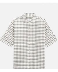 AMI - Chemise col requin - Lyst