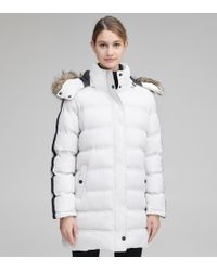 Andrew Marc - Beatrice Quilted Synthetic Down - Lyst