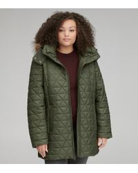 Andrew Marc - Cypress Plus Quilted Synthetic Down - Lyst