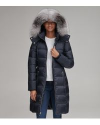 Andrew Marc - Jolene Long Down Jacket - Lyst