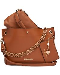 Andrew Marc - Uptown Leather Hobo - Lyst