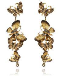 Annoushka - Butterflies Drop Earrings - Lyst