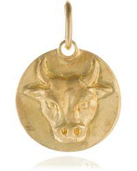 Annoushka | Mythology Taurus Pendant | Lyst