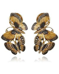 Annoushka - Butterflies Duet Earrings - Lyst