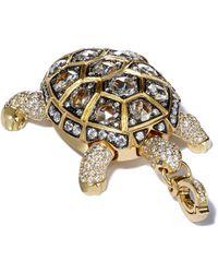 Annoushka - Mythology Turtle Locket Pendant - Lyst
