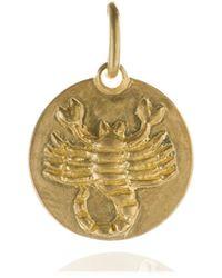 Annoushka - Mythology Scorpio Pendant - Lyst