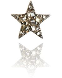 Annoushka - Love Diamonds Star Earring - Lyst