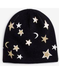 Ann Taylor - Celestial Sparkle Hat - Lyst