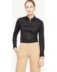 Ann Taylor - Petite Perfect Shirt - Lyst