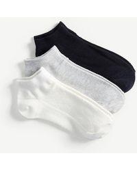 Ann Taylor   Ankle Sock Set   Lyst