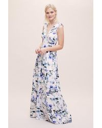 Anthropologie - Ressie Maxi Dress - Lyst