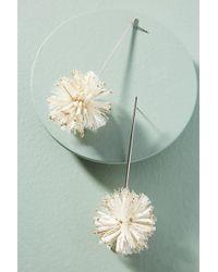 Mishky - Beaded Sparkler Drop Earrings - Lyst
