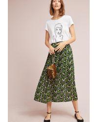 Traffic People | Mod Pleated Skirt | Lyst