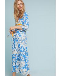 Maeve - Belted Kimono Dress - Lyst