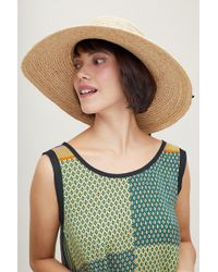 Anthropologie - Ema Bow-detailed Hat - Lyst