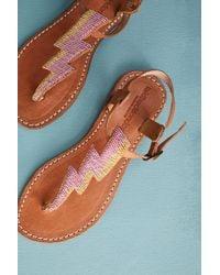 Laidbacklondon - Thunder Sandals - Lyst