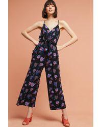 0f4d6891feb2 Jaeda Lace Wide Leg Jumpsuit. £148 Sold out. Anthropologie · Moulinette  Soeurs - Willa Tie-waist Jumpsuit - Lyst