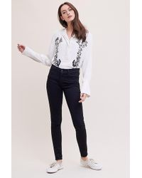 Levi's - Innovation Mid-rise Super Skinny Jeans - Lyst