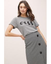Sol Angeles - Oui Graphic Tee - Lyst