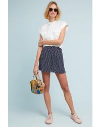 Anthropologie - Clearwater Printed Shorts - Lyst