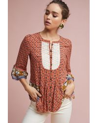 Maeve - Hiver Blouse - Lyst