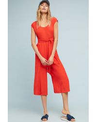 Anthropologie | Abbey Jumpsuit | Lyst