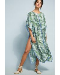 Red Carter - Palm Party Caftan - Lyst