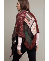 Cecilia Prado | Plum Patchwork Kimono | Lyst