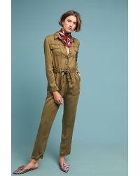 7732983e7d42 Lyst - Women s Anthropologie Jumpsuits Online Sale