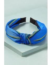 Anthropologie - Striped Headband - Lyst