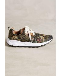 Anthropologie - Flower Mountain Strawberry Thief Sneakers - Lyst