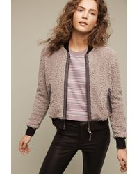 Marrakech - Blocked Sherpa Bomber - Lyst
