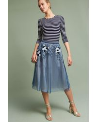 Not So Serious By Pallavi Mohan   Victoria Embellished Skirt   Lyst