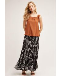 HD In Paris - Paso Robles Silk Skirt - Lyst