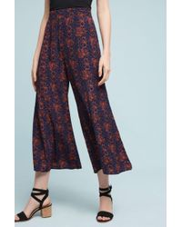 Elevenses - Tessie Flare Trousers - Lyst
