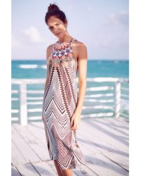 HD In Paris   Solstice Silk Dress   Lyst