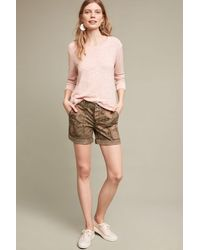 Hei Hei - Wanderer Printed Shorts - Lyst
