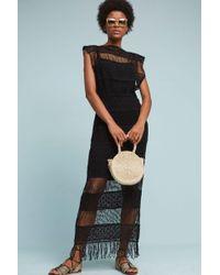 Callahan - Amelia Crocheted Maxi Dress - Lyst