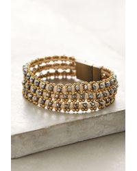 Serefina - Orla Layered Bracelet - Lyst