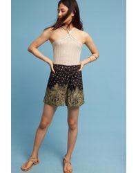 Hei Hei - Luna Skirted Shorts - Lyst