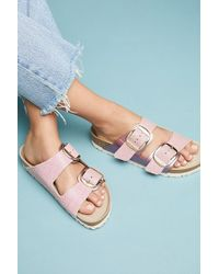 Birkenstock - Arizona Sandals - Lyst