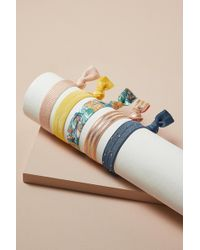 Anthropologie - Pack Of Five Hair Bands - Lyst