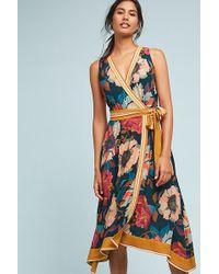 Maeve - Botanica Wrap Dress - Lyst