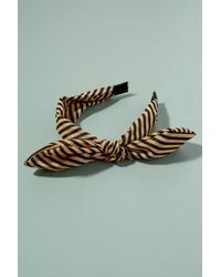 Anthropologie - Rita Striped Headband - Lyst