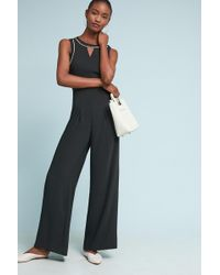 Anthropologie - Whitney Tailored Jumpsuit - Lyst